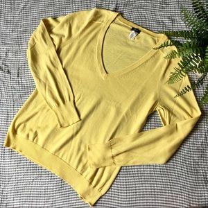 J. Crew V-Neck Long Sleeve Sweater